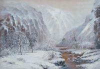зима на востоке