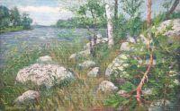 Сосенка на Острове(оргалит)