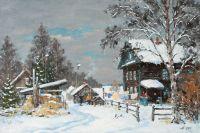Деревня Мишуково