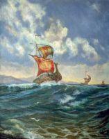 Хождение за три моря