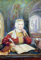 Русская княгиня-летописец