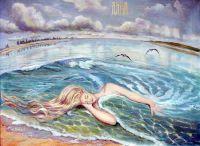 Богиня рек и воды Дана