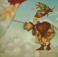 копия М. Паркес Небесная живопись