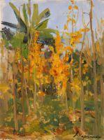 Осень. Золотые гинкго