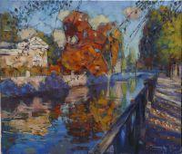 Октябрь.Канал Грибоедова