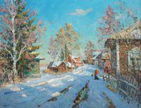 Деревня Бор