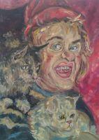Портрет артиста