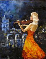 Музыка пражской ночи