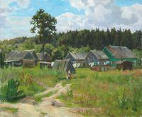 Деревня Иванково
