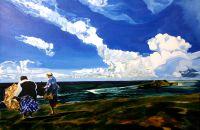 Старухи и море