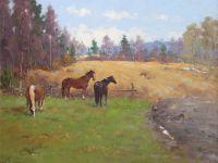 Марьинские лошадки