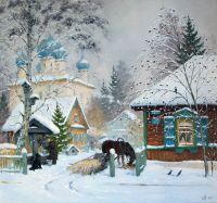 Каргопольский дворик