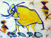 Бык-Пикассо