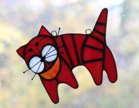 Кот рыжий