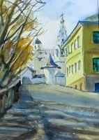 Известная киноплощадка Москвы-Швивая горка