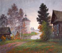 Кириллов. Переулок
