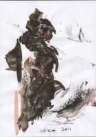 Гейша танцующая (45)