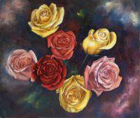 Свет роз