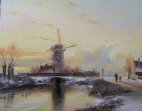 Голландский пейзаж 1