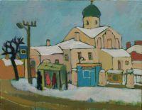 Новгород остановка автобусная