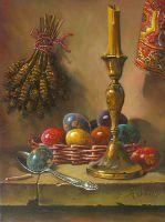 Пасха - украшающие яйца
