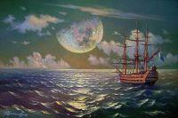 Лунная рапсодия.