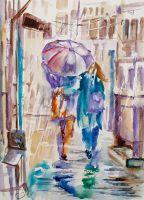 Цветной дождь
