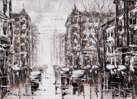 Городские дожди
