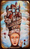 Хранительница волшебного города