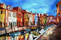 В пригороде Венеции