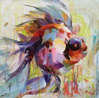 Золотая рыбка для исполнения желаний. N7