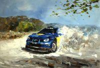 «Ралли. Subaru в дрифте»