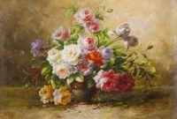 Букет роз в стиле модерн N3