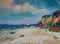 Пикник на морском берегу