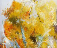 Весна в цвете Mimosa