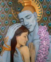 """Krishna and Radha"""