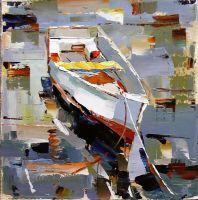 Лодка на воде N2