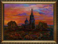 церковь преображения с. березовки