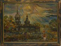 встреча у храма