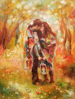 Принт Оттенки любви