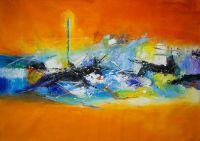 Абстракция. Солнечный берег