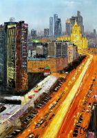 Главная артерия Москвы N2