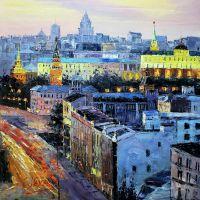 Московских окон негасимый свет N2