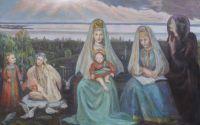 Славянский женский мир