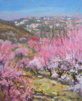 Персиковый сад