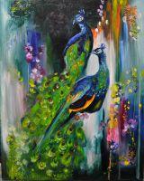 Жар-птицы