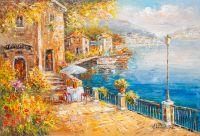 Отдых на средиземноморской террасе N2
