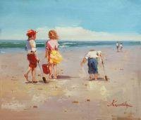 Дети и море. N3