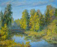 Осень в Заречье