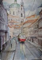 Трамвайчик Праги